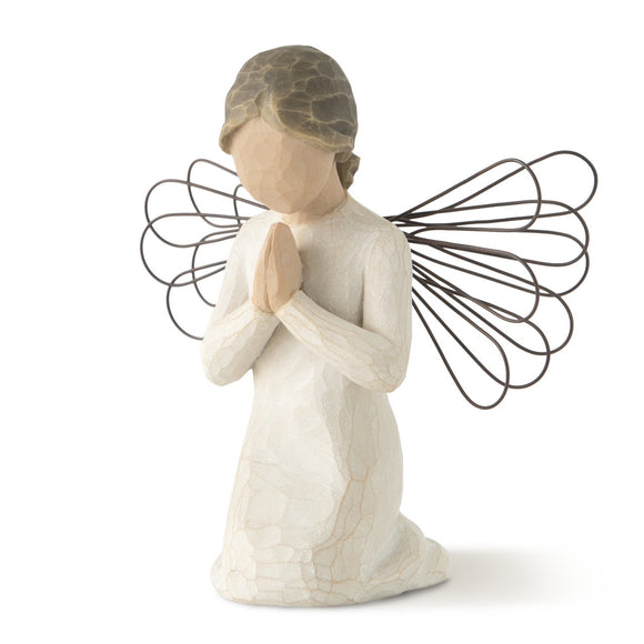 Angel Of Prayer Figure