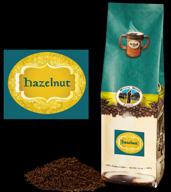 Hazelnut Ground Coffee