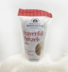 Spicy Prayerful Pretzels