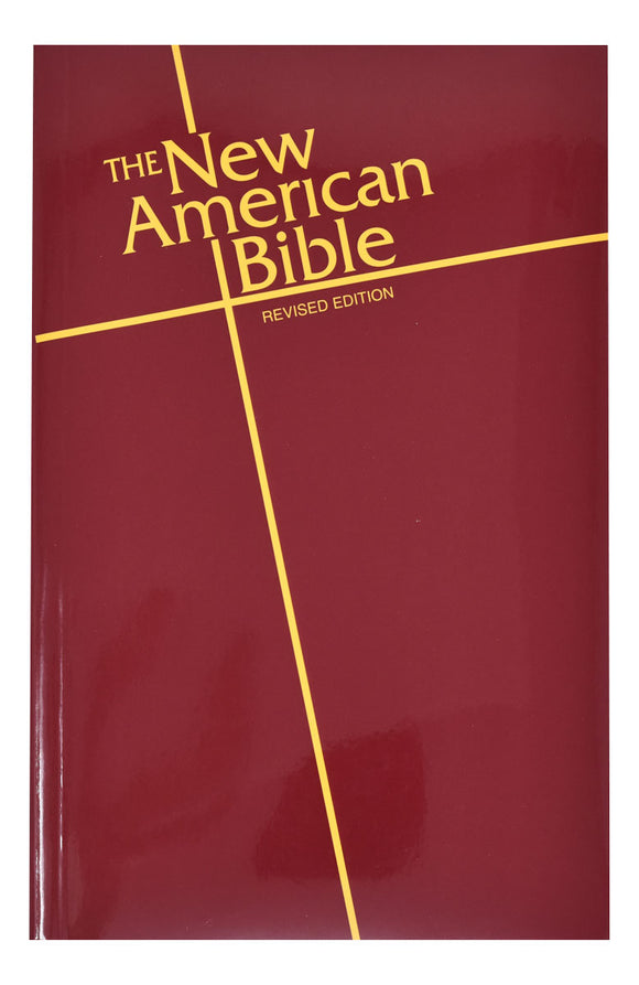 The New American Bible Student Edition Burgundy