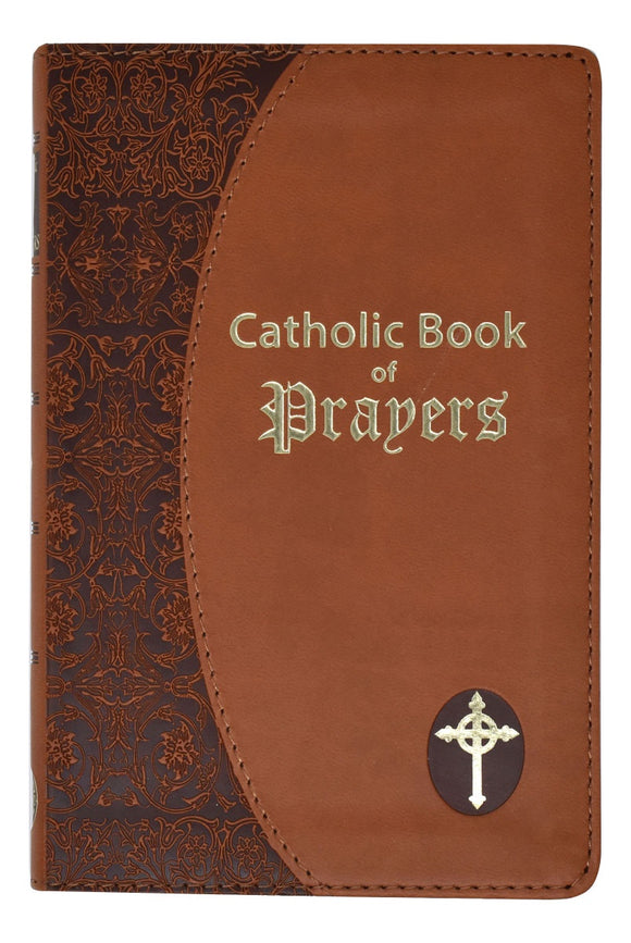 Brown Catholic Book Of Prayers