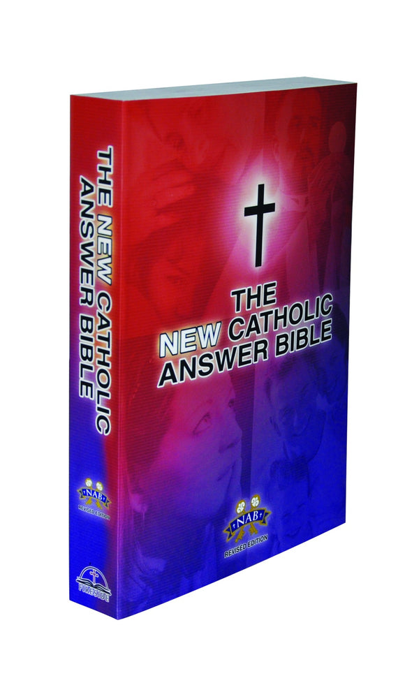 Fireside The New Catholic Answer Bible Paperback
