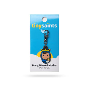 Mary, Blessed Mother Clip-On Figure