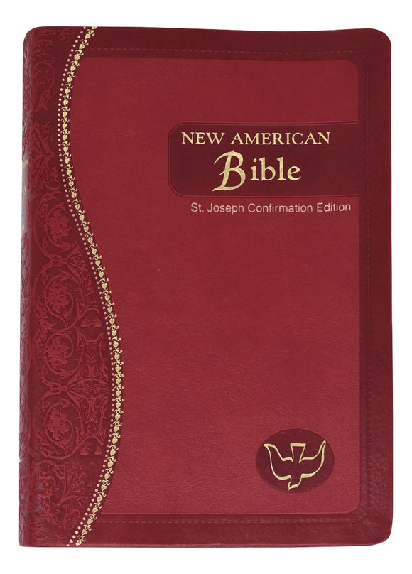 New American Bible Red Confirmation Edition