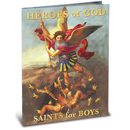 Heroes Of God Saints For Boys