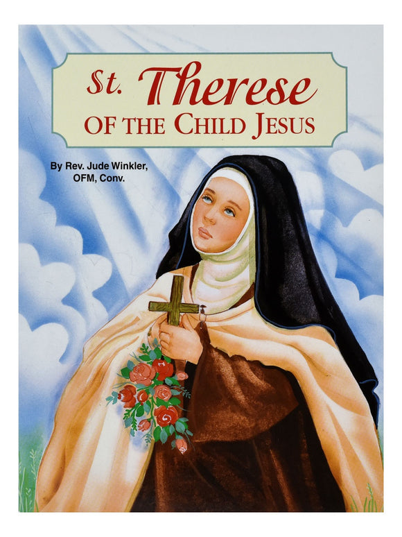 St Therese Of The Child Jesus