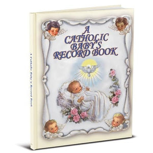A Catholic Baby's Record Book