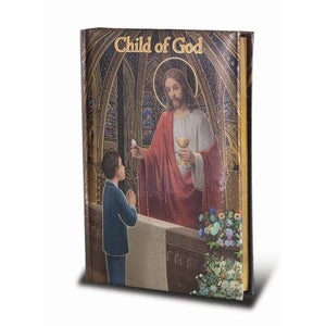 Boy's Cathedral Edition Child Of God Prayer Book