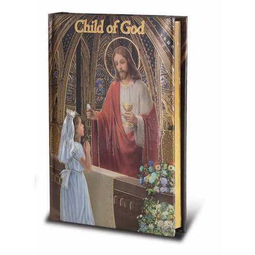 Girl's Cathedral Edition Child Of God Prayer Book