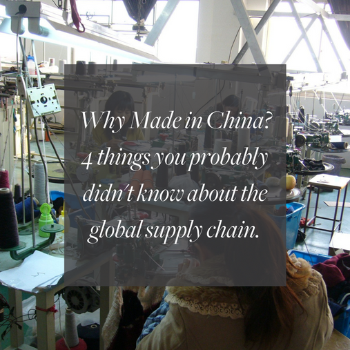 Here's what you need to know about product made in China.