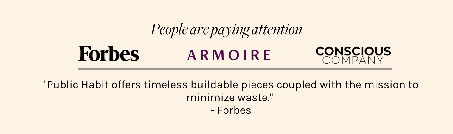 Forbes on Public Habit