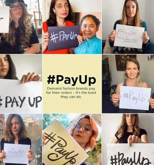PayUp Campaign