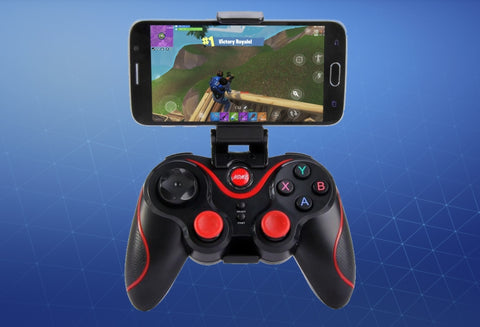Fortnite and PUBG Mobile Joystick Controller with Bluetooth