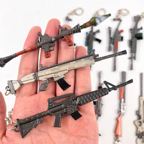 Fortnite Weapon keychain