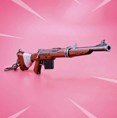Fortnite Hunting Rifle Model