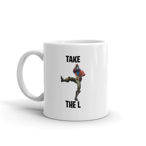 Fortnite Take the L Mug