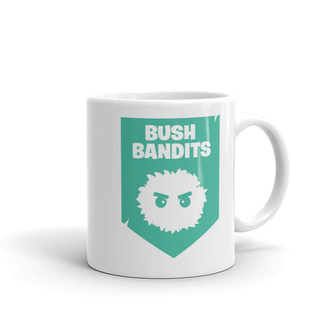 Fortnite Bush Bandits Mug