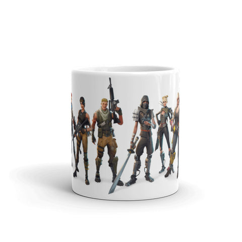 Fortnite Favorite Legends Mug