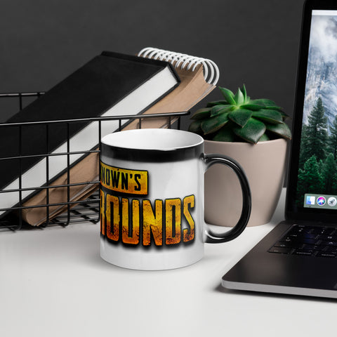 Playerunknowns Battlegrounds Magic Mug