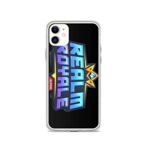 REALM ROYALE IPHONE 11 CASE & OLDER