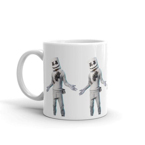 Fortnite Marshmello Mug