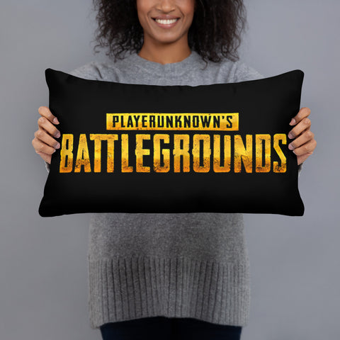 Playerunknowns Battlegrounds Pillow