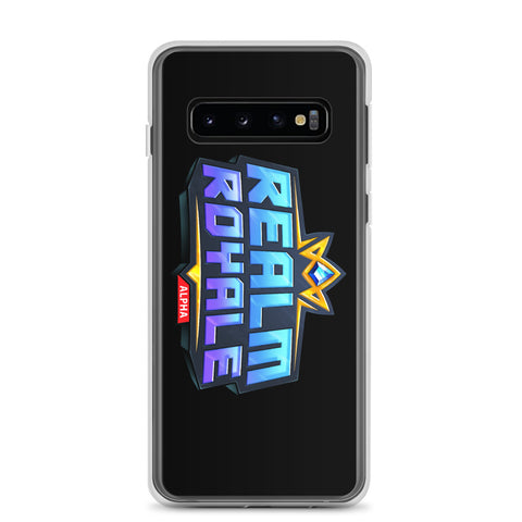 REALM ROYALE SAMSUNG GALAXY S20 CASE & OLDER