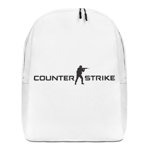 Counter Strike Minimalist Backpack