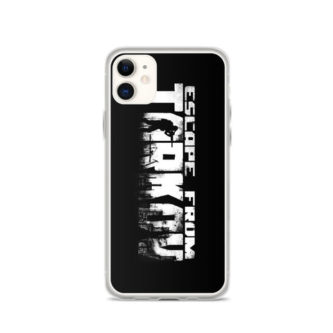 Escape From Tarkov iPhone 11 Case & older