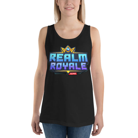 Realm Royale Unisex Tank Top