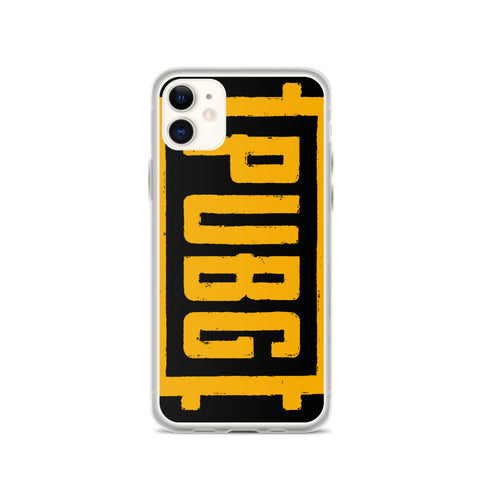 PUBG IPHONE 11 CASE & OLDER