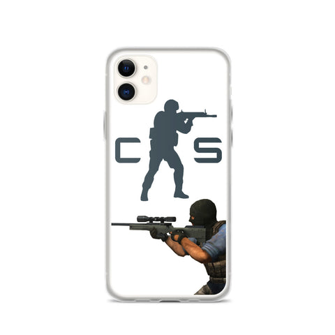 Counter Strike iPhone 11 Case & older