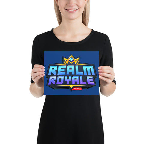 Realm Royale Poster