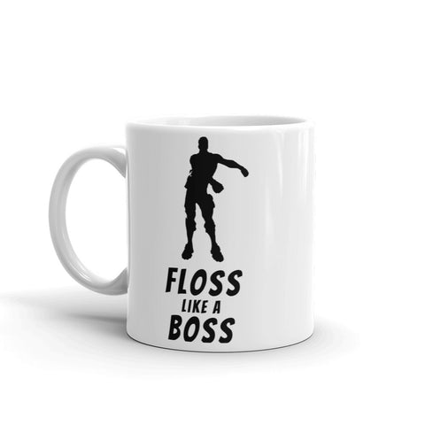 Fortnite Floss Like a Boss Mug