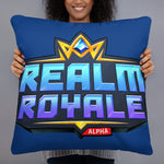 Realm Royale Pillow