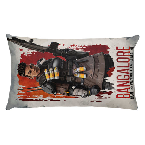 Apex Legends Bangalore Pillow