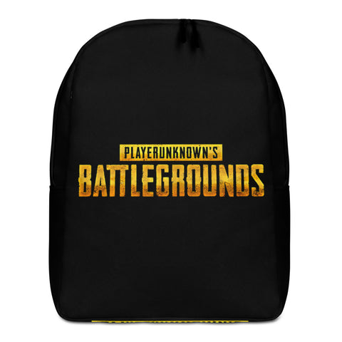 Playerunknowns Battlegrounds Minimalist Backpack