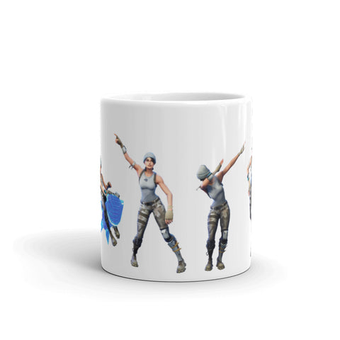 Fortnite Dance Off Mug