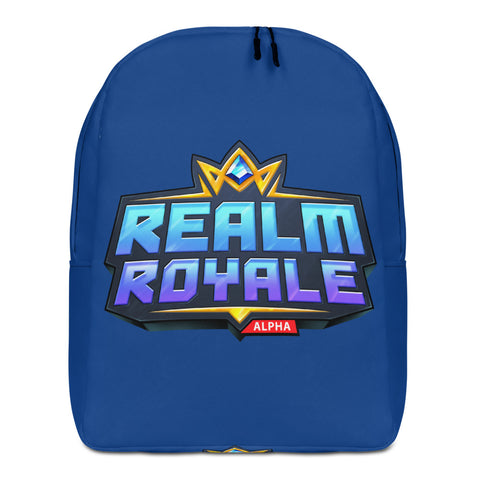 Realm Royale Minimalist Backpack