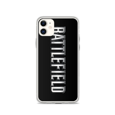 Battlefield iPhone 11 Case & older
