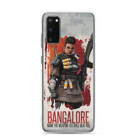 Apex Legends Bangalore Samsung Galaxy S20 Case & older