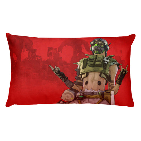 Apex Legends Octane Rocks Pillow