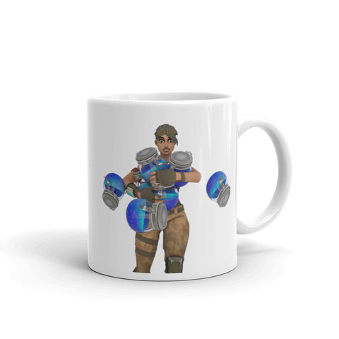 Fortnite There is never enough shield! Mug