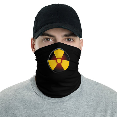 Nuke Logo Face Mask