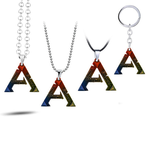 ARK Survival Keychain | ARK Survival Necklace