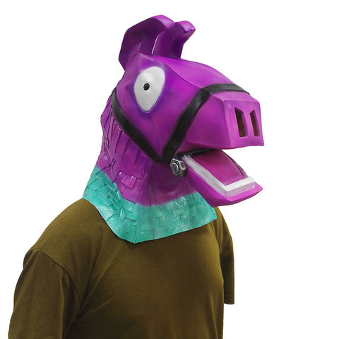 Fortnite LLama Latex Masks
