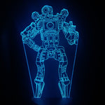 Apex Legends Pathfinder Prime LED Lamp