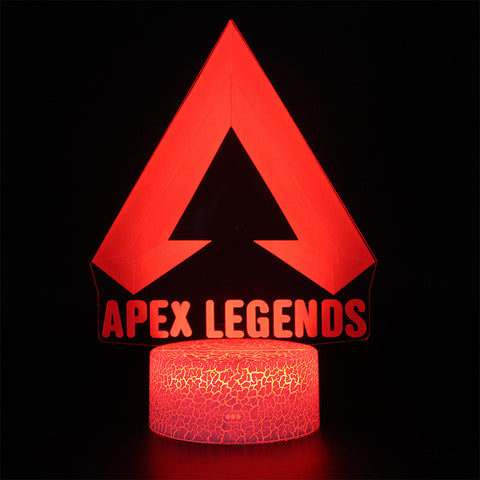 Apex Legends LED Lamp with 7 Colors