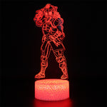 Bloodhound 7 Color LED Light