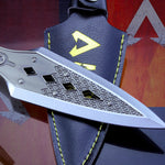Apex Legends Heirloom Knife closeups